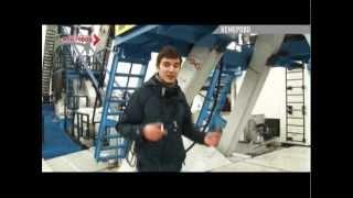 Новый 1000 тонный экскаватор появился на разрезе