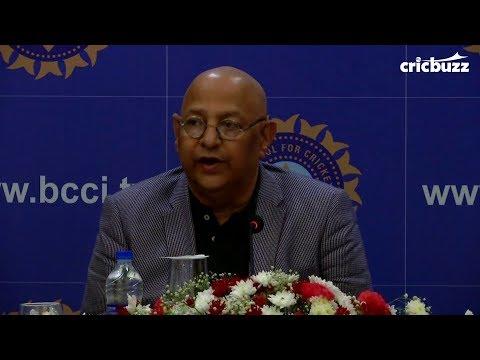 BCCI announces India & India A squads