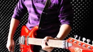 J Start 雙雙大搖座電吉他 試聽檔 (黑/白/紅)