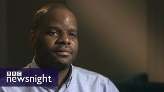 'Why I posted photos of Grenfell victim on social media' - BBC Newsnight