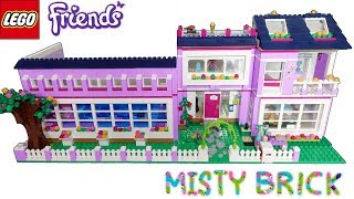 Lego Friends Emma's House Swimming Pool by Misty Brick.