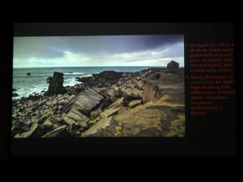 Iceland: The Mid-Atlantic Ridge Exposed! Presented by Mike Adler, Geologists of Jackson Hole
