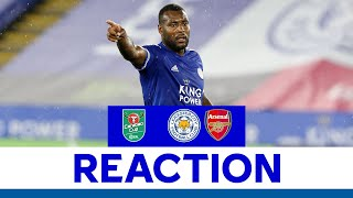 'Goals Were Unfortunate' - Wes Morgan | Leicester City 0 Arsenal 2