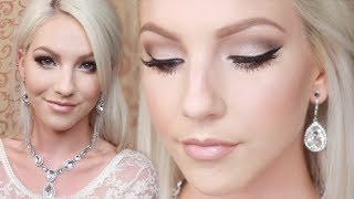 Bridal Makeup Tutorial | Collab W/ Alexandrea Garza!