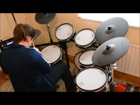 Flava In Ya Ear -  Craig Mack Remix - Roland TD30 - Drum Cover