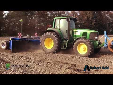 Robert Aebi Landtechnik AG Switzerland Using T3RRA Cutta