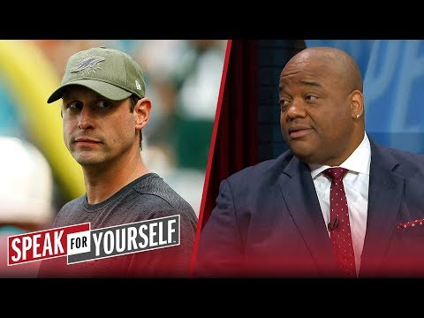 Jason Whitlock says Adam Gase is the poster child of this QB-centric era | NFL | SPEAK FOR YOURSELF