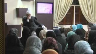 Gulshan-e-Waqfe Nau (Lajna) Class: 14th November 2010 - Part 4 (Urdu)