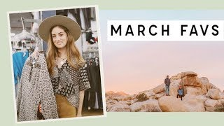 March Favorites: Natural Product Expo, Joshua Tree, Crossroads Trading | Alli Cherry