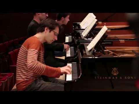 Mozart - Concerto pour 3 pianos n °7 (répétition)