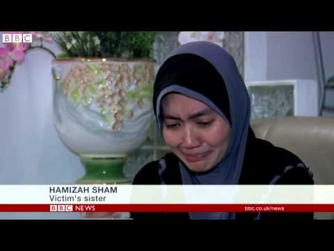 BBC News   Day of mourning in Malaysia for MH17 victims