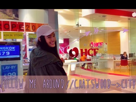 Follow Me Around - Chatswood - Sydney CBD