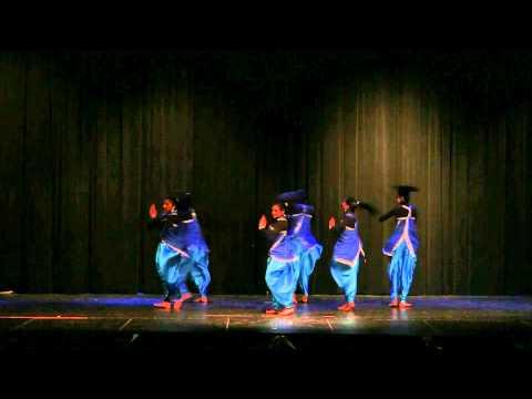 Northview高中2014 国际夜 (6/14) -  印度舞蹈