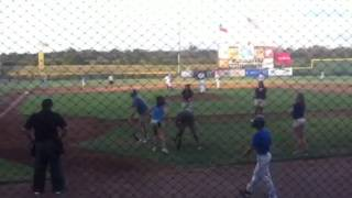 Dizzy Bat @ the Fort Worth Cats Game