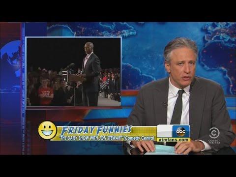 Late Night Comics Joke About 2016 Presidential Race