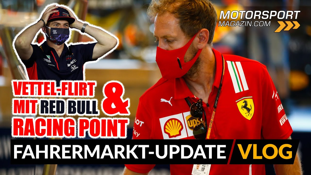 Vettel flirtet mit Red Bull & Racing Point