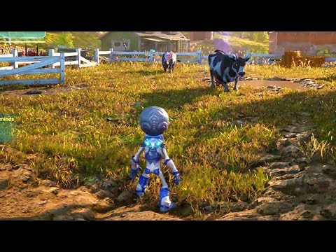 Destroy All Humans REMAKE Gameplay Demo (E3 2019)