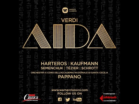 AIDA di Giuseppe Verdi - Antonio Pappano (spot Radio Classica)