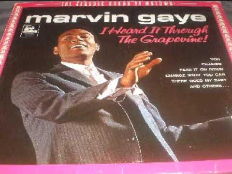 marvin gaye heard it through