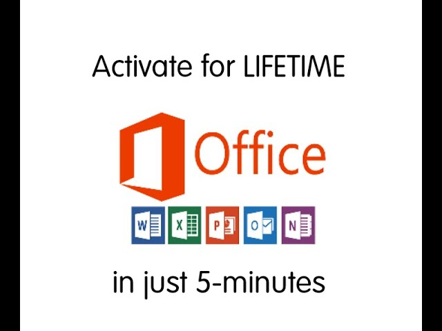 How To Download Microsoft Office 2017 Full Version For Windows 10 8 1 8 7 Lifetime License Key Youtube