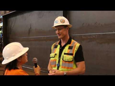 New Pfeiffer Canyon Bridge Girders - Caltrans News Flash #133