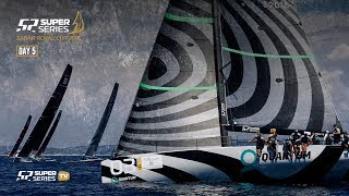 LIVE TV: 52 SUPER SERIES Zadar Royal Cup 2018 – Day 5