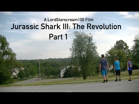 Jurassic Shark III: The Revolution - Part 1