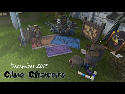Clue Chasers: December 2019 Compilation