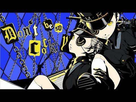 Persona 5 - EX Boss: Caroline and Justine (Lv9 Joker Solo / Merciless / No Yoshitsune/Kaguya )