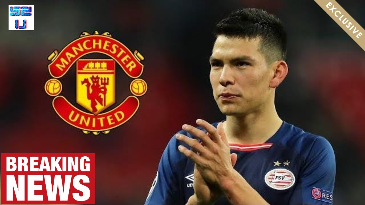 ff0a6414f Hirving Lozano ⚽ Welcome to Manchester United 2019 ○ Dribbling Skills, Goals  & Assists