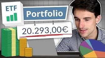 20.000€ in Aktien-ETF Portfolio investieren I Schritt-für-Schritt