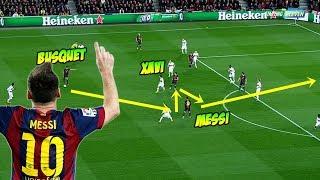 Download Video 10 Gol Tiki Taka Terbaik di Dunia dari Lionel Messi ● Starting Eleven MP3 3GP MP4
