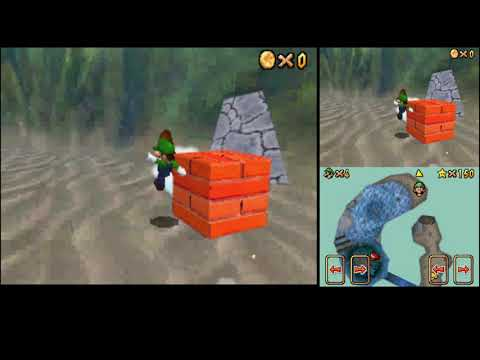 [SM64DS] JRB Plunder in the Sunken Ship IL Records