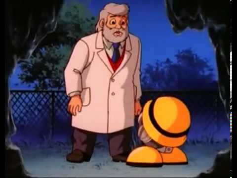 Mega Man Season 1 Episode 1 (English)