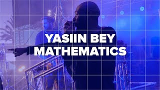 Yasiin Bey (Mos Def) — Mathematics (Live at Bosco Fresh Fest'18)