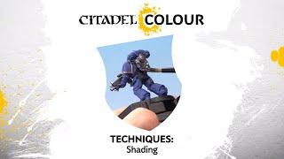 Citadel Colour - Shading