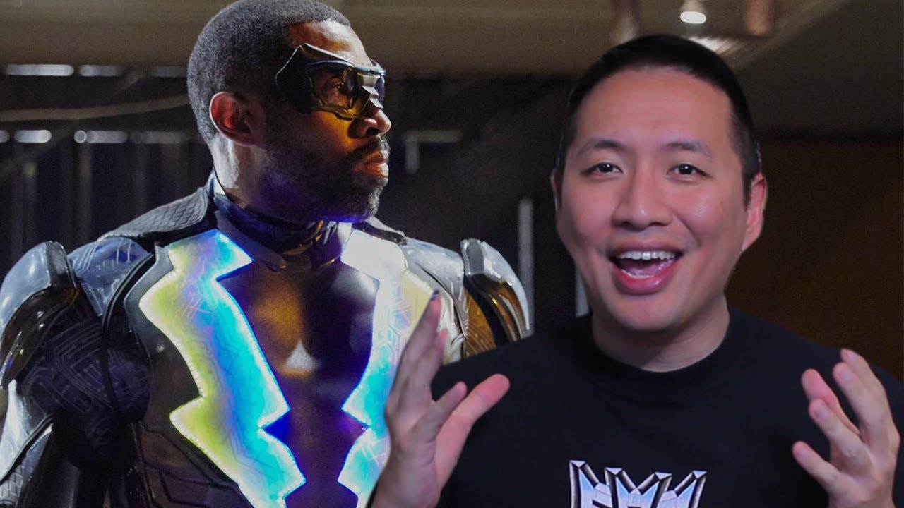 """Download Black Lightning Season 1 Episode 1 Reaction and Review """"The Resurrection"""""""