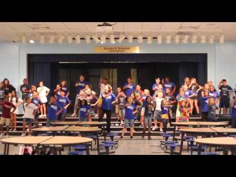 Margate Elementary School Flash Mob 2012