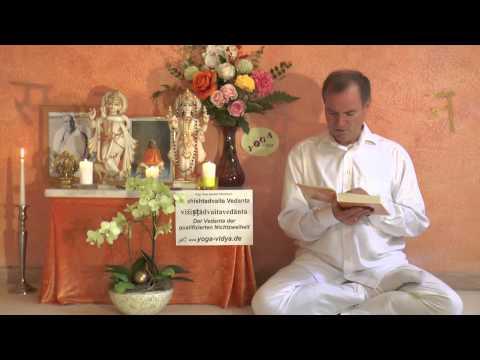 Vishishtadvaita Vedanta - Sanskrit Wörterbuch