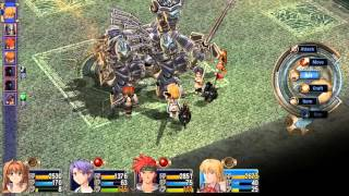 The Legend of Heroes: Trails in the Sky SC - Storm Bringer (Hard Mode)