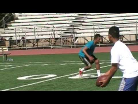 "Clayton Wilson Workout - Safety/Corner , Fairfax High School, Los Angeles, CA - 5'11"", 165 lbs"