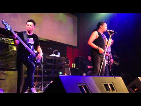 Van Halen - Not Enough cover by Asia Line feat Iroel Mpalz