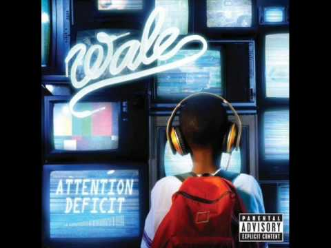 Wale - TV in the Radio (Attention Deficit)