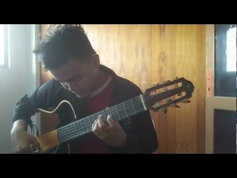 【Ayu Tingting】 Alamat Palsu - Classical Fingerstyle Guitar