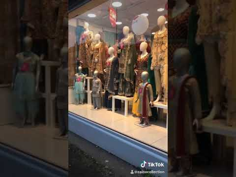 Zaiba Collection 412 Stratford Road Sparkhill Birmingham- High Quality Clothing
