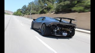 Download Twin Turbo Lamborghini Huracan Performante! Underground Racing Mp3 and Videos