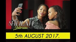SHEILAH GASHUMBA - MY DAD IS MY EARTHLY GOD  [ 5TH AUGUST ]