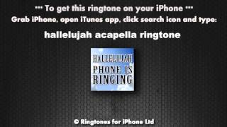 Hallelujah Phone Is Ringing Ringtone
