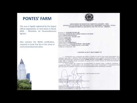 CARBON CREDIT (LAND FOR SALE IN BRAZIL)