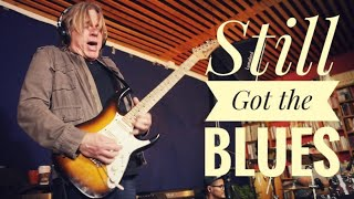 Martin Miller & Andy Timmons - Still Got the Blues (Gary Moore Cover) - Live in Studio